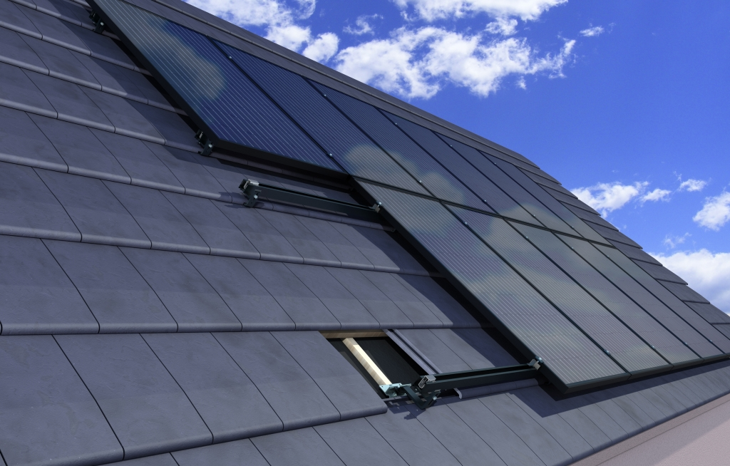 Syst 232 Me De Montage En Surimposition Easy Roof Top Irfts